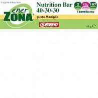 ENERZONA NUTRITION BAR VANIGLIA BARRETTA 48 G