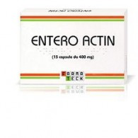 ENTERO ACTIN 15 CAPSULE