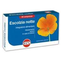 ESCOLZIA NOTTE 60 COMPRESSE
