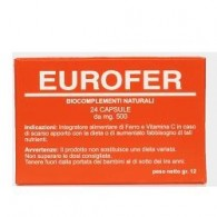EUROFER 24 CAPSULE 500 MG