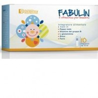FABULIN 10 FLACONCINI 10 ML