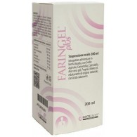 FARINGEL PLUS 200 ML CON ACIDO IALURONICO