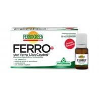 FERROGREEN PLUS FERRO+ 10 X 8 ML MONODOSE