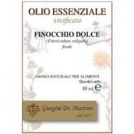 FINOCCHIO DOLCE OLIO ESSENZIALE V. 10 ML
