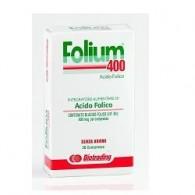 FOLIUM COMPRESSE 400 30 COMPRESSE
