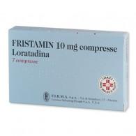 FRISTAMIN 10 MG COMPRESSE -  10 MG COMPRESSE 7 COMPRESSE