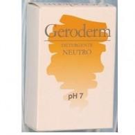 GERODERM SAPONE NEUTRO PH7 100 G