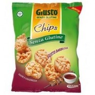 GIUSTO CHIPS BARBECUE 30 G