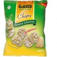 GIUSTO CHIPS FORMAGGIO