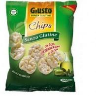 GIUSTO CHIPS OLIO EXTRAVERGINE