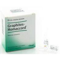 HEEL GRAPHITES HOMACCORD 10 FIALE DA 1,1 ML L'UNA