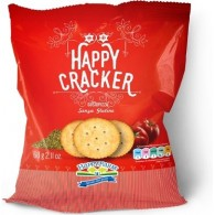 HAPPY FARM HAPPY CRACKERS GUSTO PIZZA 60 G
