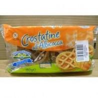 HAPPY FARM CROSTATA DI ALBICOCCHE SENZA GLUTINE 180 G