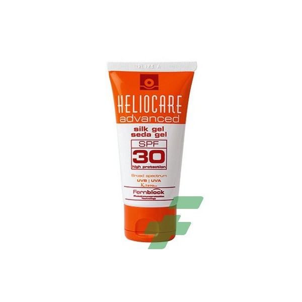 HELIOCARE SILK GEL SPF30 50 ML