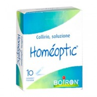 HOMEOPTIC COLLIRIO MONODOSE 10 FIALE 0,4 ML