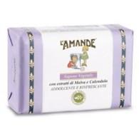 L'AMANDE MARSEILLE SAPONE VEGETALE MALVA/CALENDULA 200 G
