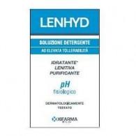 LENHYD SOLUZIONE DETERGENTE FLACONE 250 ML