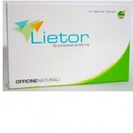LIETOR 30 COMPRESSE 500 MG
