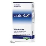 LIETOSON MELATONINA 40 COMPRESSE OROSOLUBILI