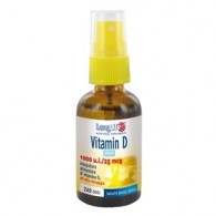 LONGLIFE VITAMIN D3 1000UI SPRAY 30 ML