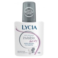 LYCIA DEO INVISIBLE FAST DRY 75 ML