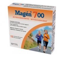 MAGEN 700 12 COMPRESSE EFFERVESCENTI