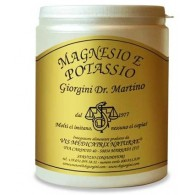 MAGNESIO POTASSIO 360 G POLVERE
