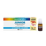 MASSIGEN JUNIOR 21 FLACONCINI DA 10 ML