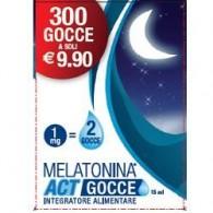 MELATONINA ACT GOCCE 15 ML
