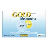 MELATONINA GOLD HTP 1MG 20 COMPRESSE