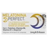 MELATONINA PERFECT JUNG & ERIKSSON 30 COMPRESSE