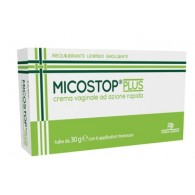 MICOSTOP PLUS CREMA VAGINALE 30 G + 6 APPLICATORI MONOUSO
