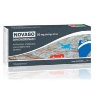 NOVAGO 50 MG COMPRESSE -  50 MG COMPRESSA 10 COMPRESSE