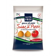 NUTRIFREE GOCCE PANE PIZZA 30 G