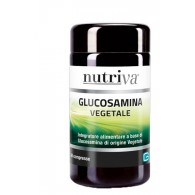 NUTRIVA GLUCOSAMINA 60 COMPRESSE VEGETALI