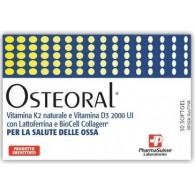 OSTEORAL 30 CAPSULE MOLLI