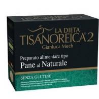 PANE AL NATURALE 27,5GX4 CONFEZIONI TISANOREICA 2 BM