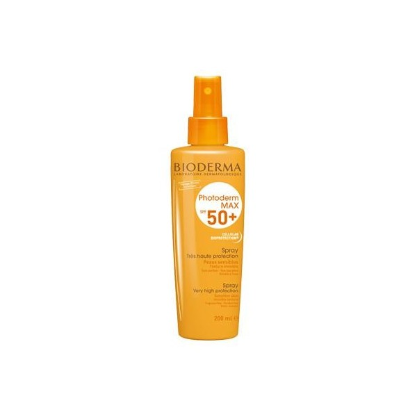 PHOTODERM MAX SPRAY SPF50+ 200 ML