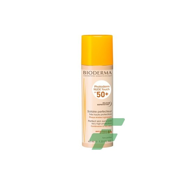 PHOTODERM NUDE TOUCH CLAIRE SPF 50+ 40 ML