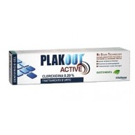 PLAKOUT ACTIVE DENTIFRICIO 0,20% 75 ML