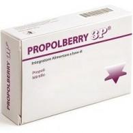 PROPOLBERRY 3P 30 COMPRESSE