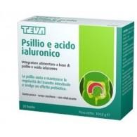 PSILLIO ACIDO IALURONICO TEVA 20 BUSTE 104,8 G