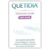 QUETIDIA SOLUZIONE ORALE FAST SLOW 150 ML