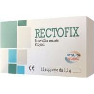 RECTOFIX 12 SUPPOSTE