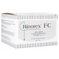 RINOREX FC SOLUZIONE SALINA IPERTONICA 7% 30 FLACONCINI 5ML