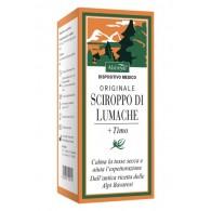 SCIROPPO LUMACHE ORIGINALE 150 ML