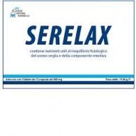 SERELAX 36 CAPSULE