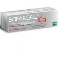 SOFARGEL GEL CON SULFADIAZINA ARGENTICA 10 G