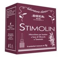 STIMOLIN 6 MICROCLISMI MONOUSO 5 G PER BAMBINI A BASE DI GLICEROLO E TAMARINDO