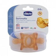 CHICCO GOMMOTTO PHYSIO SOFT LTX 0+6 MES1 2 PEZZI